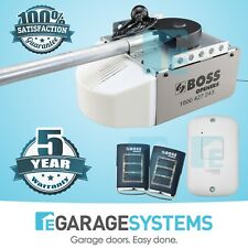 Boss BOL4 Sectional Garage Door Opener Guardian Steel Line BHT3 433mhz