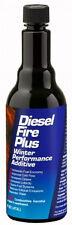 E-ZOIL Diesel Fire Plus Winter Performance Additive 8oz -Case of 12 Part# D60-08