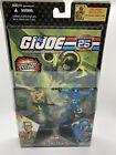 GI Joe 25th Anniversary Duke and Cobra Commander Comic 2-Pack MIP