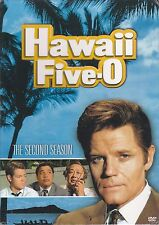 Hawaii Five-O - The Complete Second Season (DVD, 2007, 6-Disc Set, Mulit-Disc Se