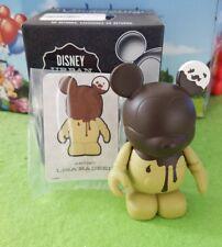 "Disney Vinylmation 3"" Park Set 2 Urban Chocolate Bar Drip w Card and Box"