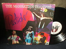 "The Manhattan Transfer ""Pastiche"" LP"