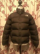 Womens The North Face Brown 700 Puffer (as worn by Kendall Jenner) size small