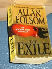 The Exile by Allan Folsom *FREE SHIPPING* 0765348357