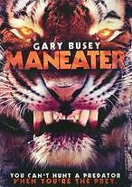 MANEATER - DVD - Region 1 - Sealed