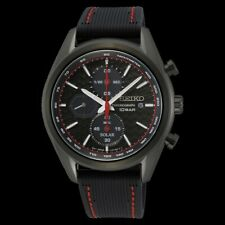 Seiko Prospex Solar Men's Rubber Strap Chronograph Watch SSC777P1