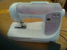 Brother NX-200 limited edition, computerised embroidery stitch sewing machine