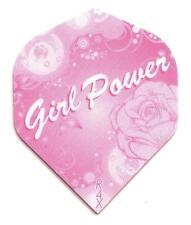 "Ruthless R4X Extra Strong Dart Flights ""Girl Power"""