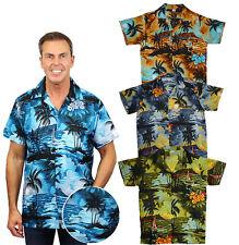 Funky Hawaiihemd Hawaiian Shirt, New Surf, Kurzarm, Front-Tasche, Kragen