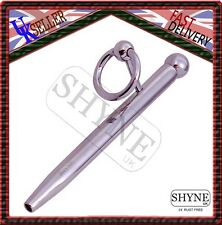 PRINCE ALBERT WAND WITH DOOR KNOCKER URETHRAL BAR,BCR, BARBELL