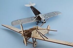 ANBO-1, 1:24 scale, Airplane model kit,  monoplane,  Wooden 3d puzzle