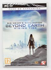 SID MEIER'S CIVILIZATION BEYOND EARTH RISING TIDE EXPANSION - PC ESPAÑA - NUEVO