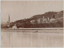 orig.1890s großer Albuminabzug ST. NICOLAUS*