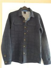 Bench size age 15-16 years shirt padded quilted