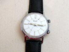POLJOT Poliot SIGNAL ALARM USSR CCCP vintage men's mechanical wristwatch