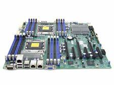 Supermicro X9DRi-F Dual Socket LGA 2011 Socket R E-Atx Server Board Motherboard