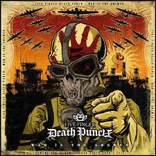 Five Finger Death Punch - War Is the Answer [New CD] Explicit