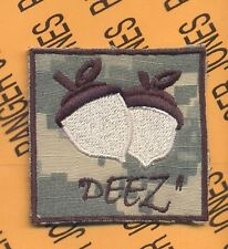 2nd Plt 716th MP 101 Airborne HCI Helmet patch D