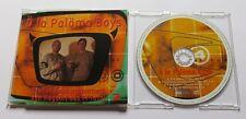 Ö LA PALÖMA BOYS - Ö la Palöma 4 trx Maxi CD TV Total Opening Song Raab