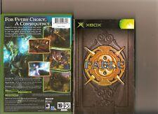 FABLE XBOX / X BOX 360 RPG