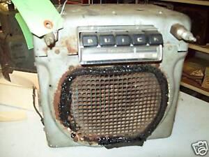 1953 Buick Radio 12V!