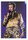 Johnny HALLYDAY carte postale n° MG 4