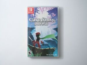 Cave Story + (Nintendo Switch, 2017)