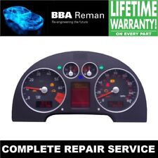 Audi TT Instrument Cluster Dash Speedo *Complete Repair Service including LCD*