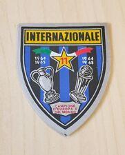 Calcio-FC Internazionale-Adesivo 11° Scudetto 1970/71-stemma/logo Fcim-FC INTER