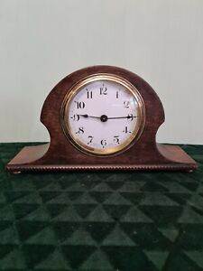 8-day french Bayard mantel clock