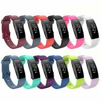 For Fitbit Inspire  Inspire HR Replacement Silicone Wristband Strap Watch Band