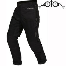 Motorcycle Buffalo Coolflow St Trousers WP - Black UK SELLER 5052489081464 Men/uni M