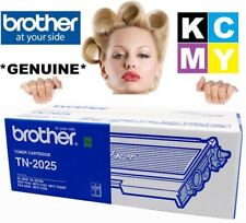 Brother GENUINE/ORIGINAL TN-2025 Black Printer Toner Cartridge HL-2040 HL-2070N