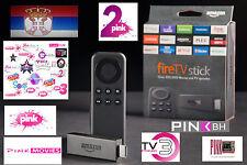 Amazon Fire TV Stick Neu Kodi 17.3 Serbisch,Türkisch,Russisch Italienisch TV !!