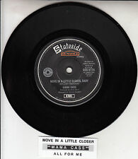 """MAMA CASS Move In A Little Closer, Baby 7"""" 45 record NEW + juke box title strip"""