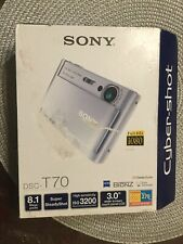 sony dsc-t70 Digital Camera