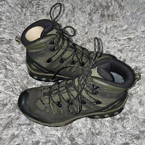 Salomon Quest 4D 3 GTX - Men's Hiking Backpacking Waterproof Boots-Size 12