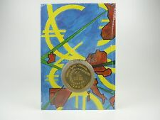 *** 1/4 Euro Gedenkmünze FRANKREICH 2002 Kinder France 0,25 € Münze Coin KMS ***