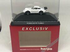 Herpa 1:87 Porsche 911 Turbo Pots Exclusive
