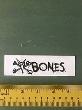 powell peralta bones sticker Skateboards