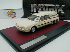 "Matrix 10304-032 - Citroen CX Break Baujahr 1989 in beige "" LoadRunner "" 1:43"