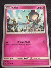 Pokemon TCG : 4 X RALTS 91/147 World Championship PROMO Common