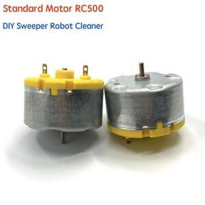 Standard Motor RC500 RF-500TB DC6V 9V 12V Micro 32mm Motor Cleaner Sweeper Robot