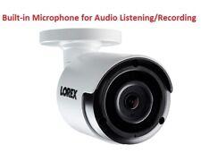 New Lorex-FLIR LKB353A 1080p HD 5MP Bullet IP Camera with Audio LKB353A-C LKB343