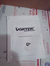 vortek upight arcade manual