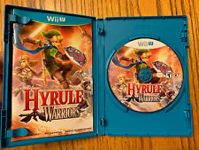 Hyrule Warriors (Wii U, 2014) In Great Used Condition With Manual