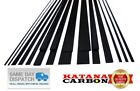 1 x Carbon Fiber Strip Pultruded 0.5mm Thickness x 3mm 5mm 10mm Width x 1000mm