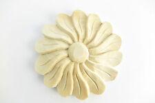 Ornament Linde Lindenholz geschnitzt Holzornament Blüte Blume Möbelornament