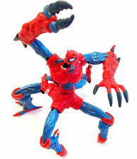 MARVEL COMICS SPIDERMAN mutati grandi MONSTER creatura Figura RARA