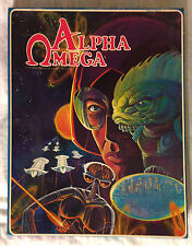 Alpha-Omega by Avalon Hill - Vintage 1982 Boxed War Game